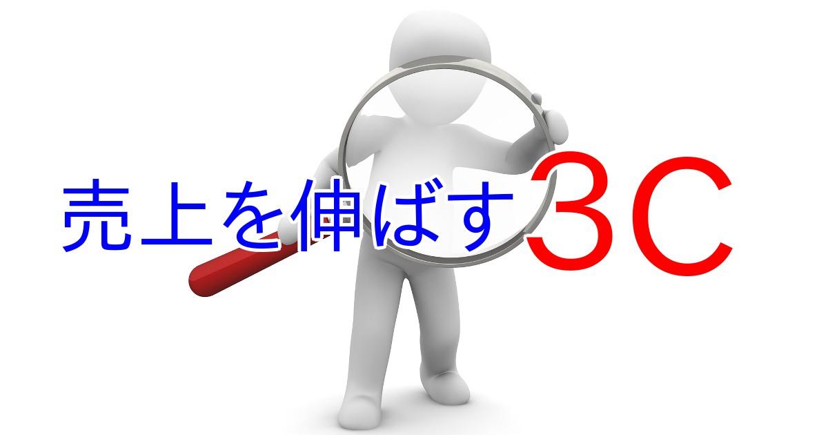 マーケティング3C分析